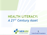 Health Literacy Introduction and Importance